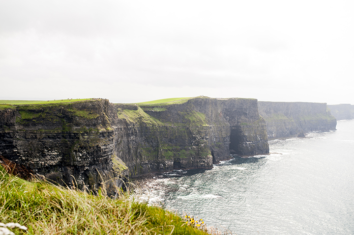 Cliffs of Moher, Ireland | Ely Fair Photography |