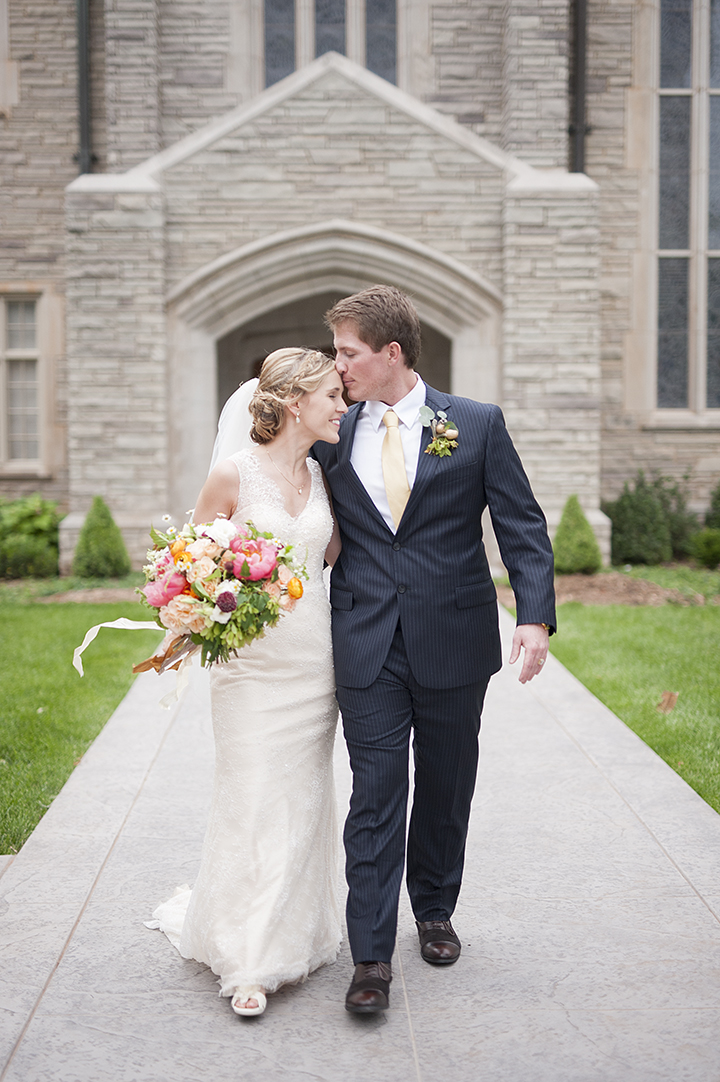 Ely Fair Photography | Oklahoma City Wedding | Bright Wedding Bouquet