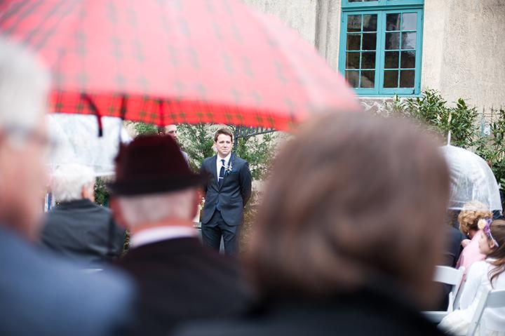 Dresser Mansion, Tulsa Oklahoma Wedding | Ely Fair Photography© | Rainy wedding