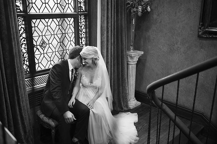 Dresser Mansion, Tulsa Oklahoma Wedding | Ely Fair Photography©