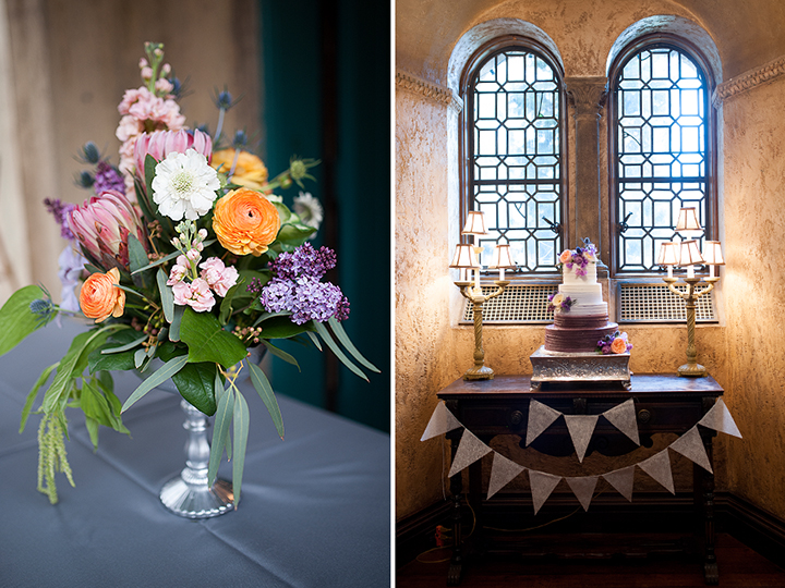 Dresser Mansion, Tulsa Oklahoma Wedding | Ely Fair Photography© | Florals by Birdie Blooms