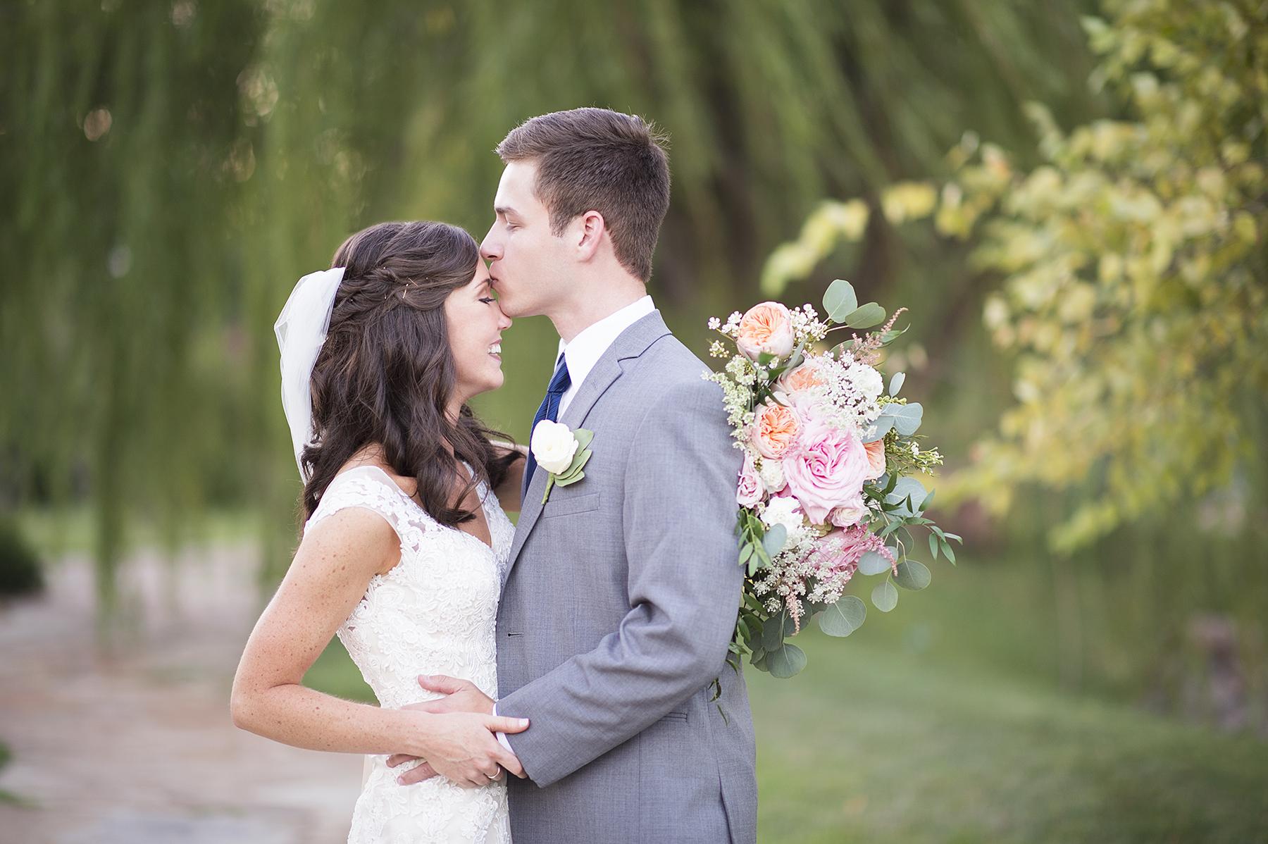 Ely Fair Photography | Oklahoma Wedding | Coles Garden