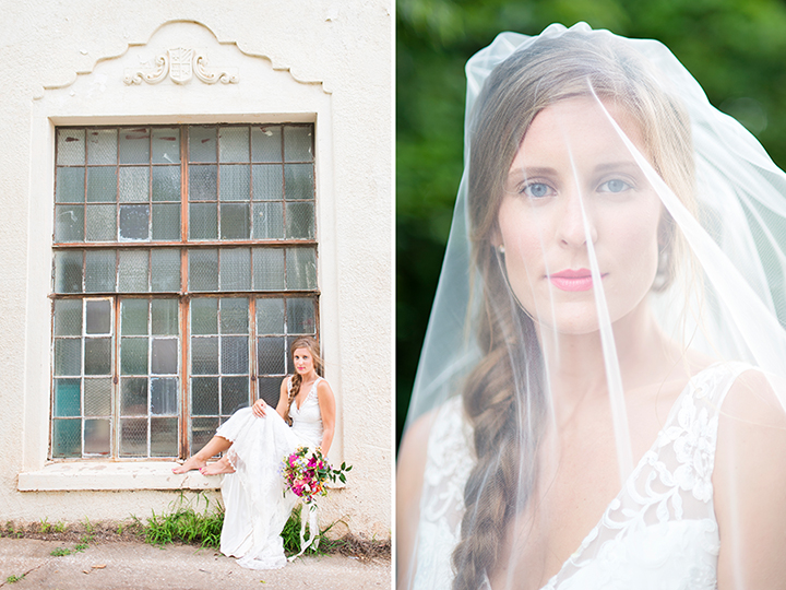 Bridal Photos | Ely Fair Photography | Oklahoma Photographers | Chelsey Ann Artistry | Emmerson Events Florals