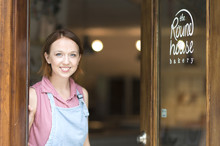 Round House Bakery | Small Business Series | Ely Fair Photography