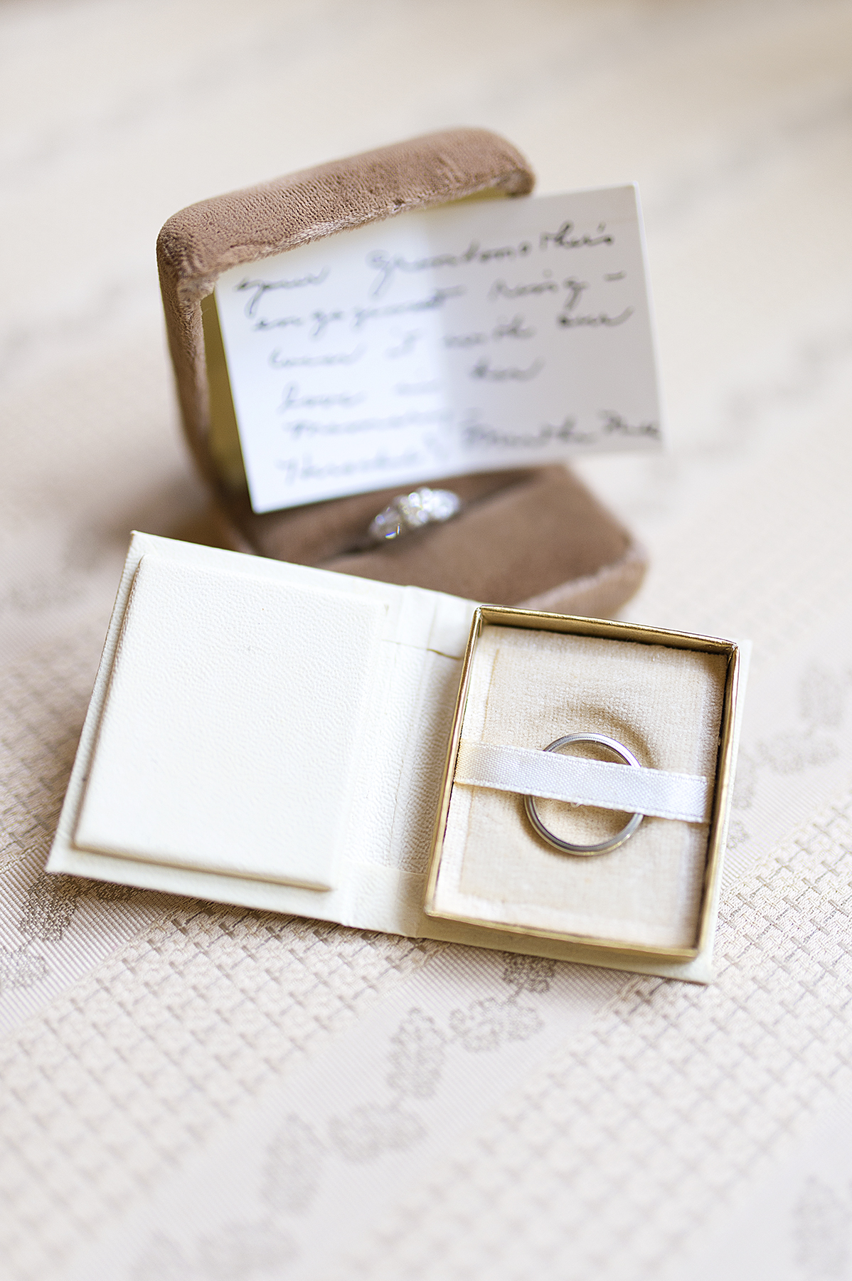 Ely Fair Photography | Oklahoma Wedding | Antique Wedding Rings