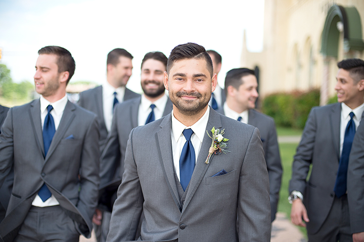 Ely Fair Photography | Oklahoma Wedding | Groom and Groomsmen Style
