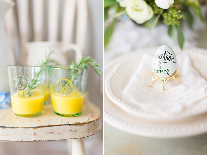 Blue Egg Bridal Brunch | Ely Fair Photography