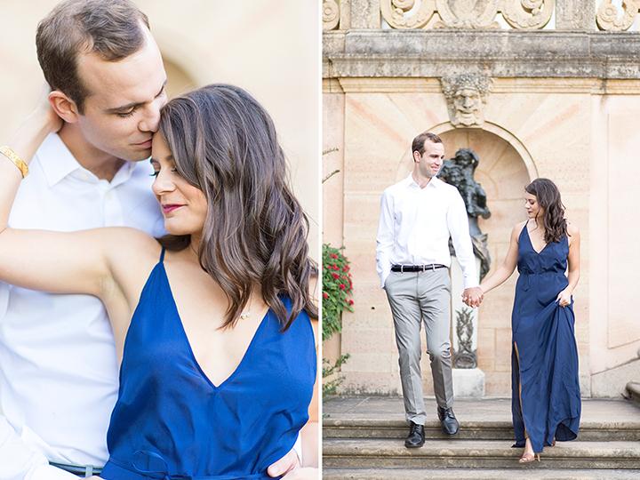 Engagement Photos | Oklahoma Photographer | Ely Fair Photography | Philbrook Tulsa