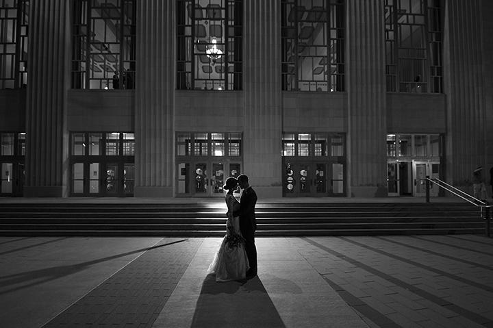 Civic Center Oklahoma Wedding | Ely Fair Photography
