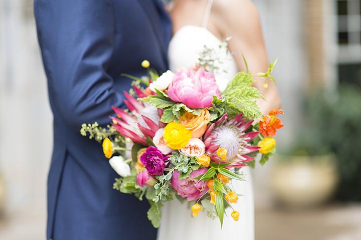 Fiesta Wedding   Ely Fair Photography   Gather Events Planning   Florals by Juniper Designs   Ambassador Hotel Wedding