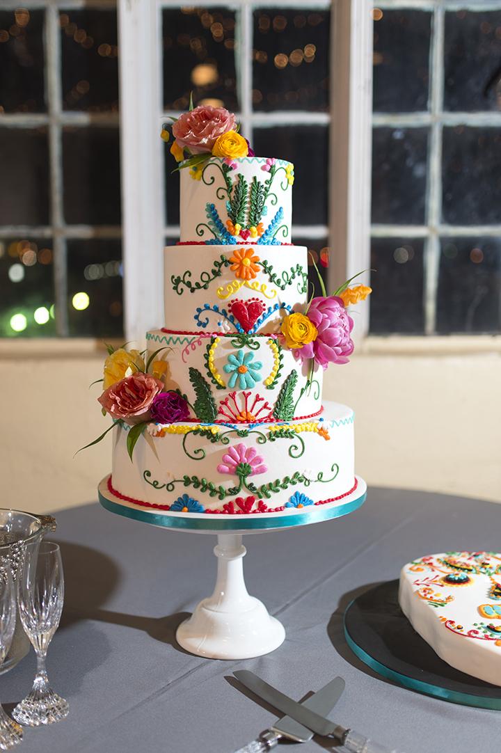 Fiesta Wedding   Ely Fair Photography   Gather Events Planning   Florals by Juniper Designs   Farmer's Market OKC Wedding