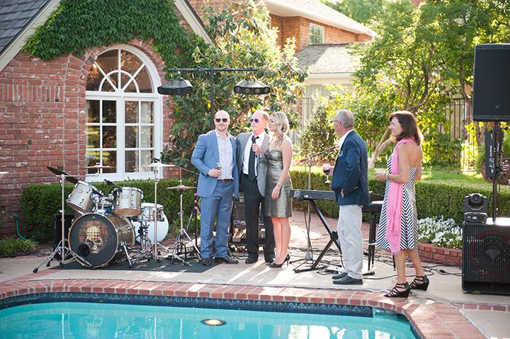 ElyFairPhotography© | Surprise Wedding | Oklahoma Backyard Wedding | Emerson Events
