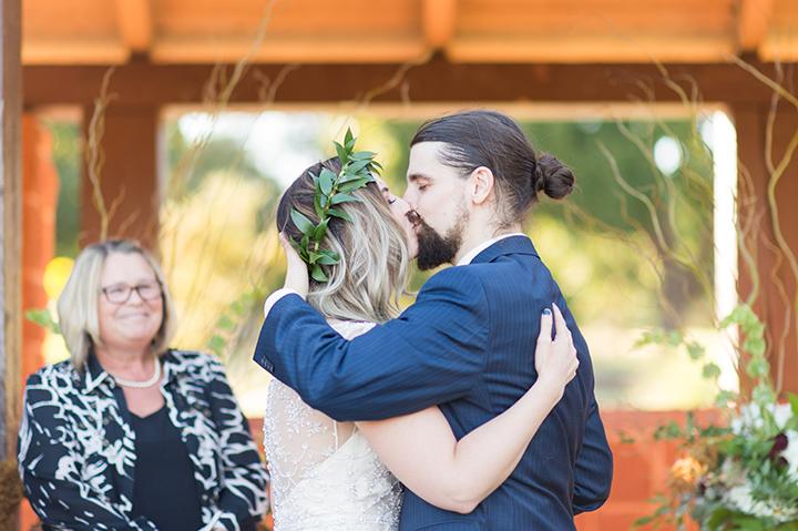 Ely Fair Photography   Greenhouse Wedding   Oklahoma City   Fall Wedding Inspiration
