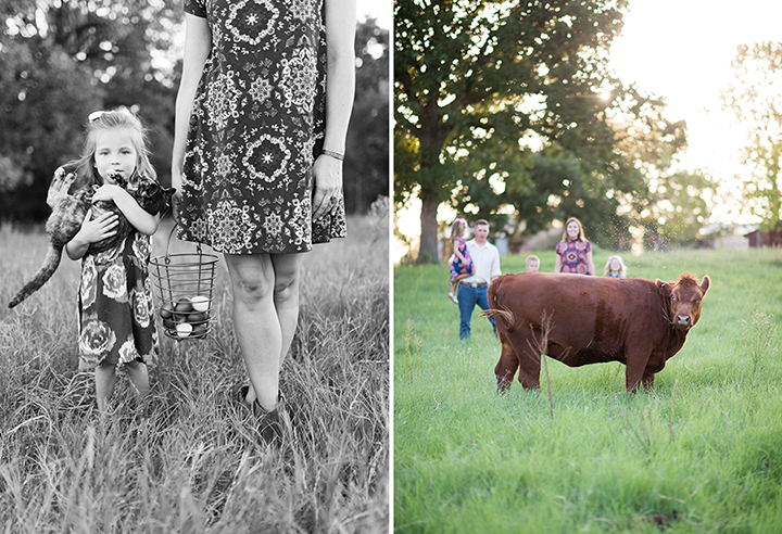 Family Farm Photo Session | Ely Fair Photography | Weathers Farms, Oklahoma