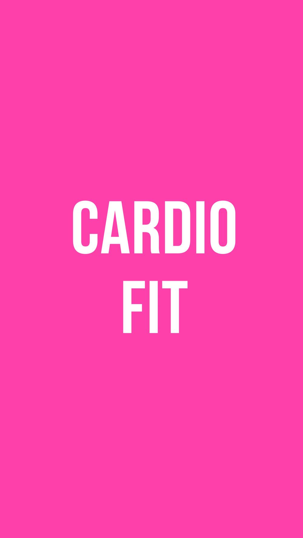 Cardio Fit Minc Fitness