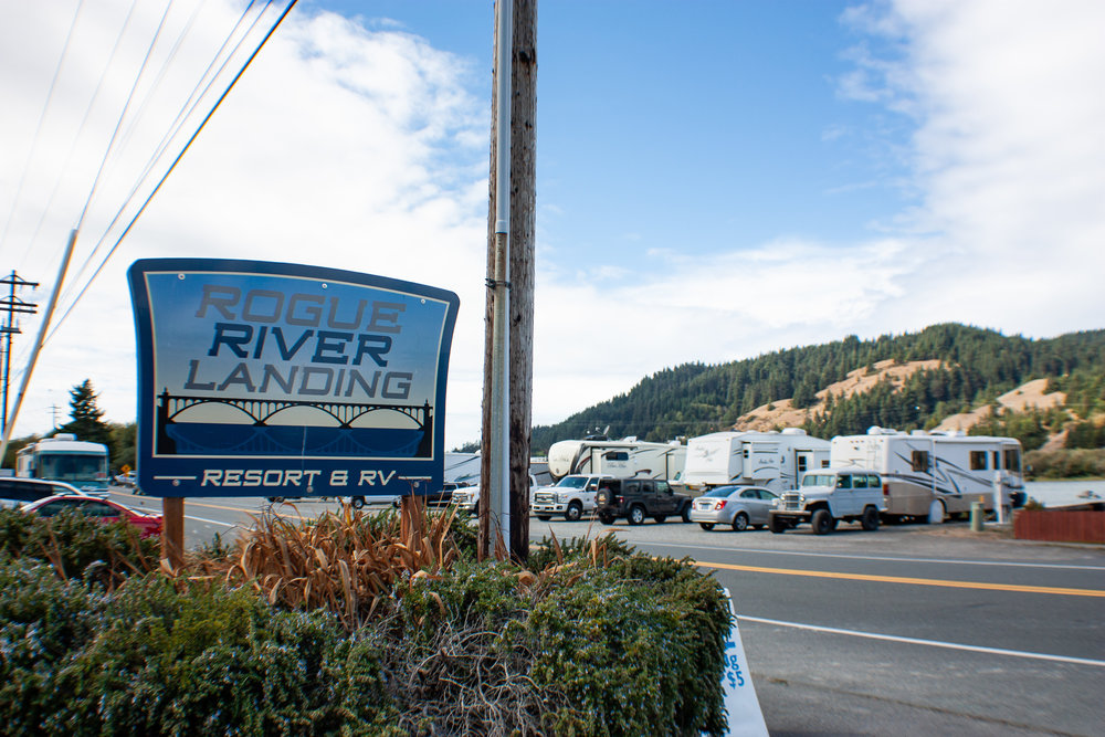 About - Find out more about the Rogue River Landing Resort and RV in Gold Beach.