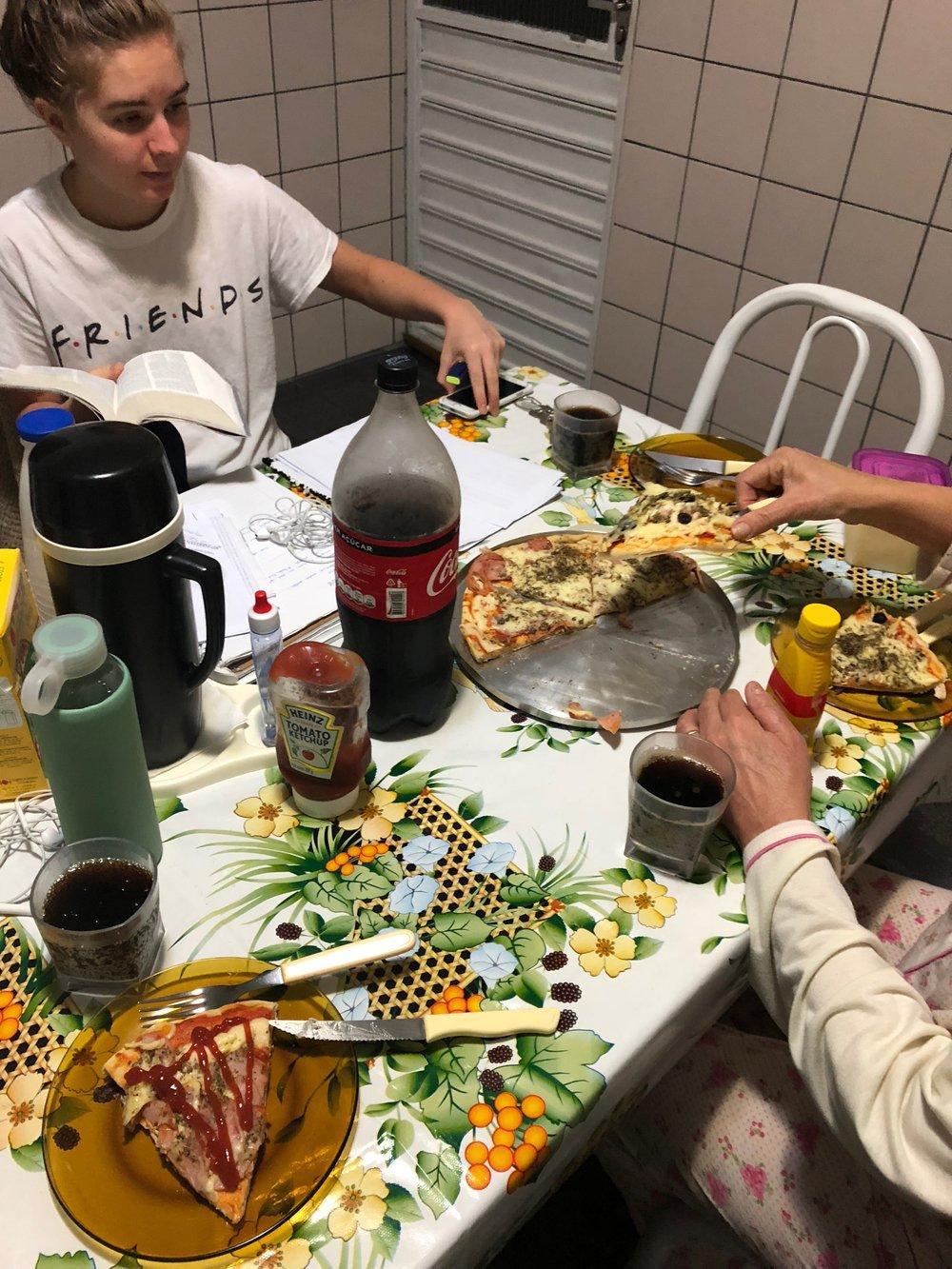 Vårt kjære, kjære kjøkkenbord