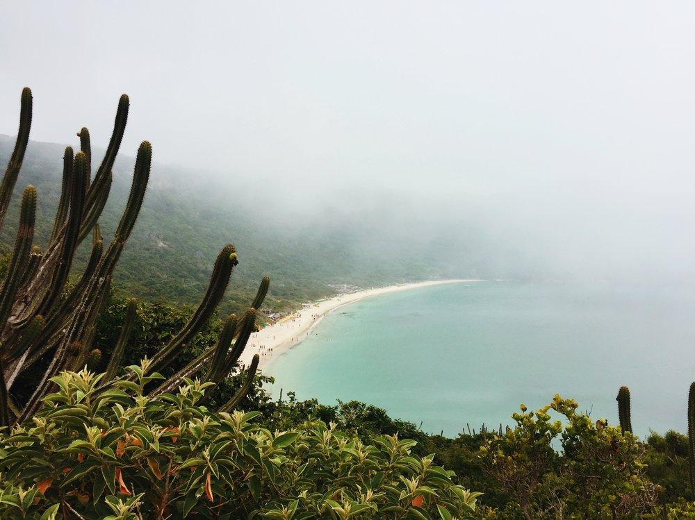 Brasil har såå mye vakker natur å by på. Veldig glad for at vi endelig får oppleve litt av den!
