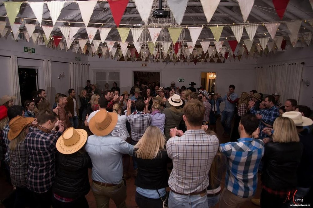 - Barndancing is a great way to bring everyone in the community together. It is great fun and also a good fundraiser.