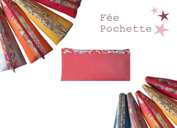FEE POCHETTE - POP UP - PARISIAN BOUTIQUE - FRENCH ACCESSORY DESIGNER