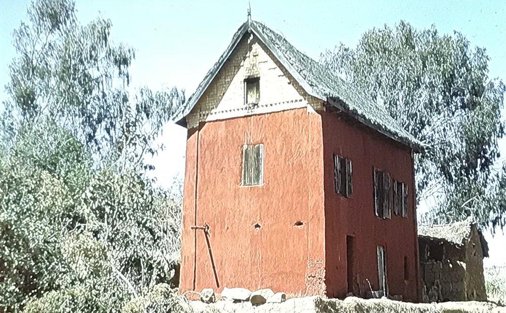 Clay house - Antananarivo province