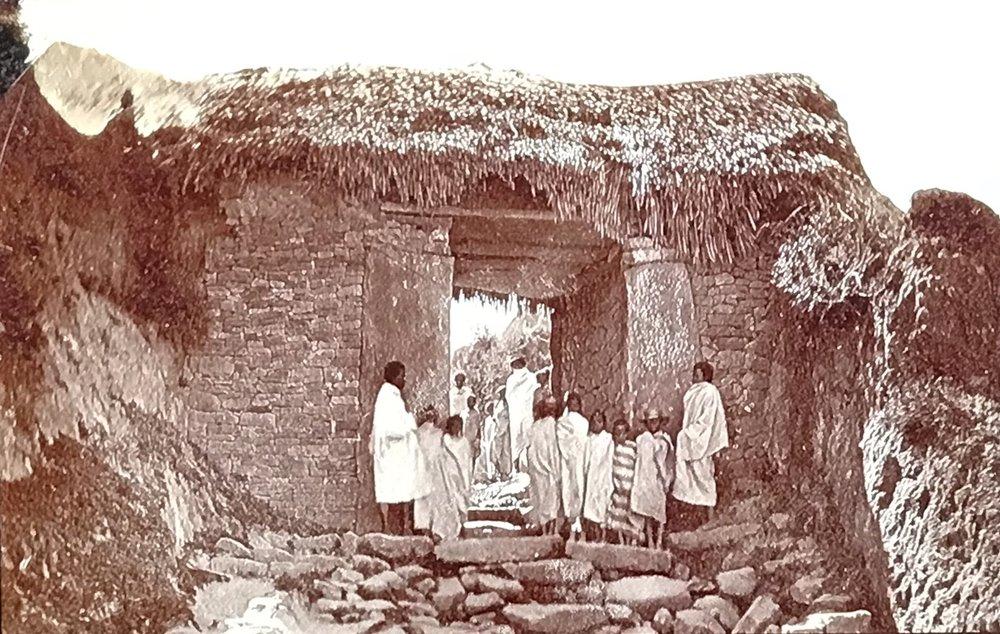Fortified enclosure - Antananarovo province