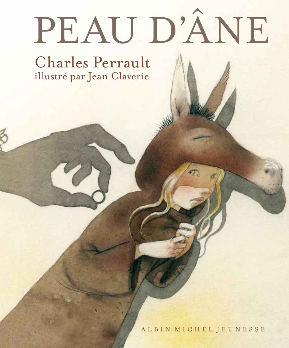 Peau d'Âne - Paris boutique - book - kids