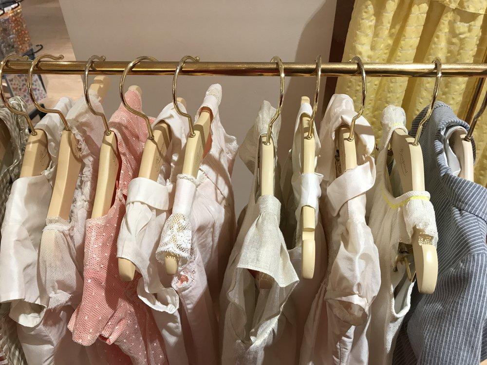 Bonpoint corner - classic chic Parisian clothes