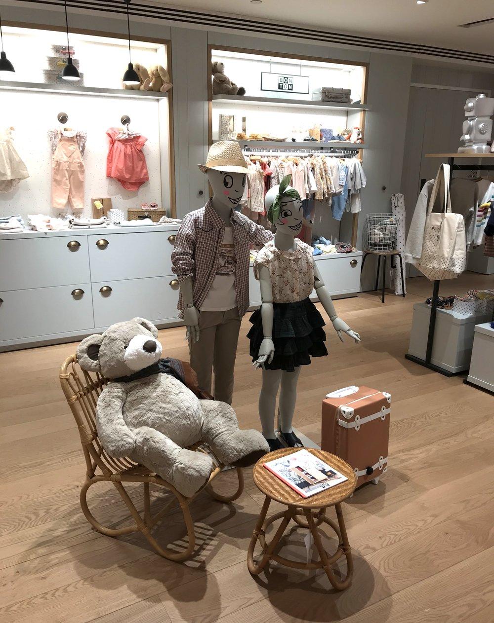 Bonton : French children's brand
