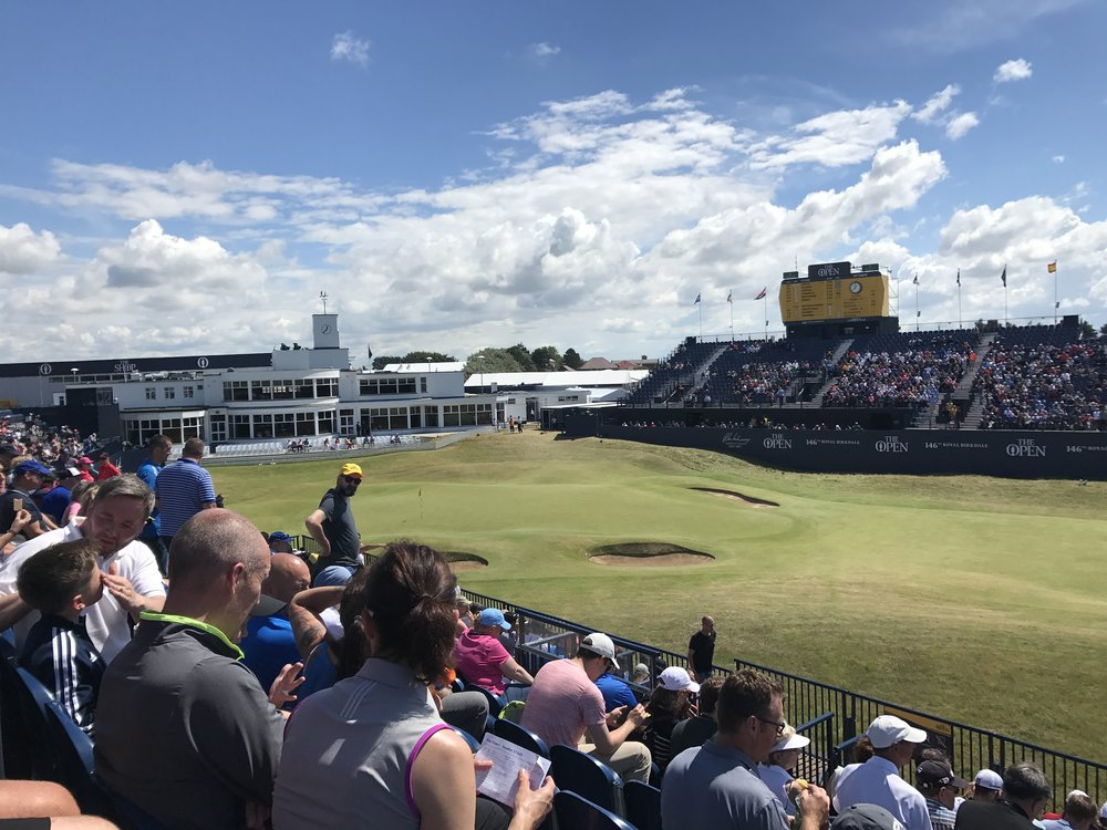 The Open 2017, Royal Birkdale GC