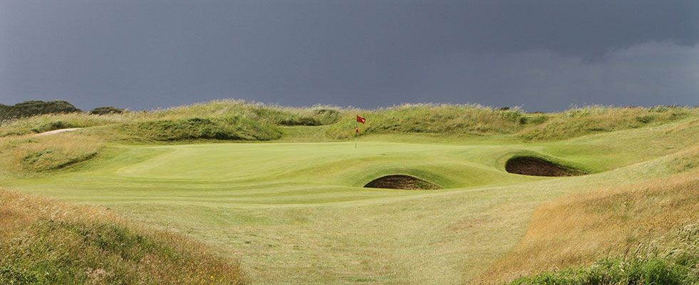 Copy of Royal Birkdale GC 12th Hole