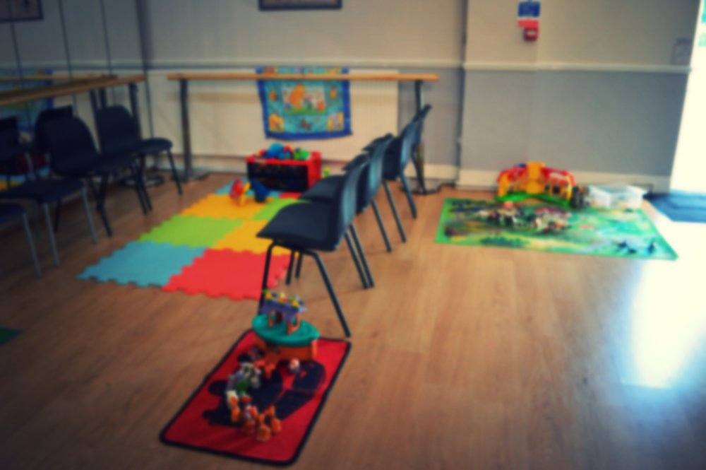 Zippy's Toddler Group - 10am - 11.30am Wednesdays (term time)@ Bryntirion Dance Centre