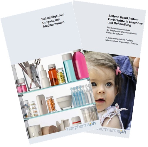 Guide to Medication and Benefits brochure rare diseases