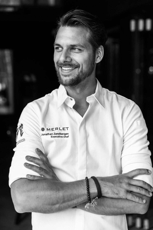 Jonathan Zandbergen | Chef en DJ