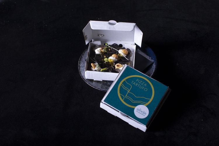 Menno Post   Pierre robert met truffel en hazelnoot