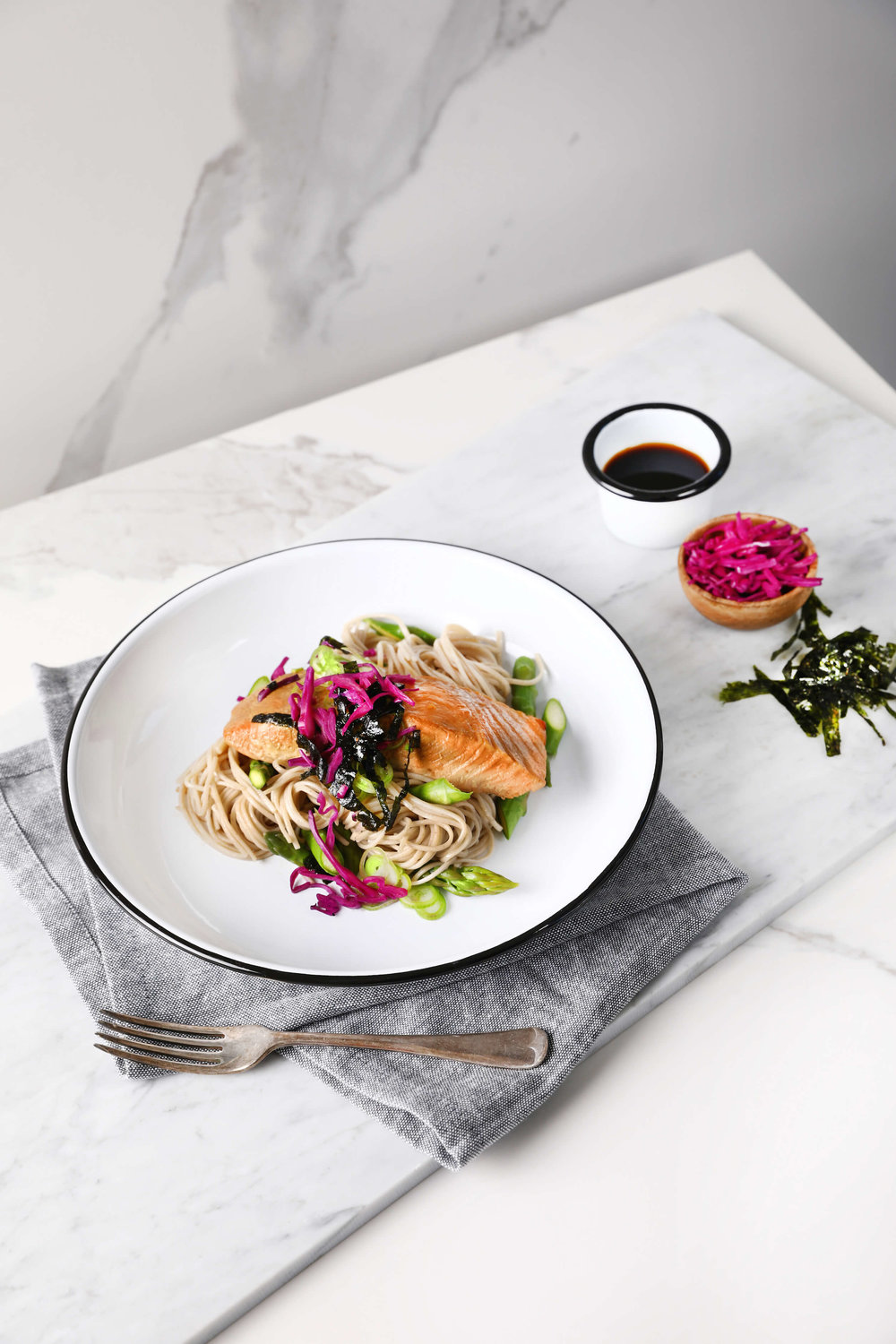 Food By Annabel Food Styling Salmon
