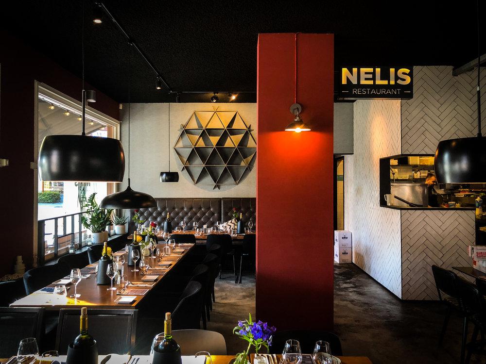 Groepsrestaurant   Bedrijfsdiner Amsterdam   locatie bedrijfsdiner NELIS West