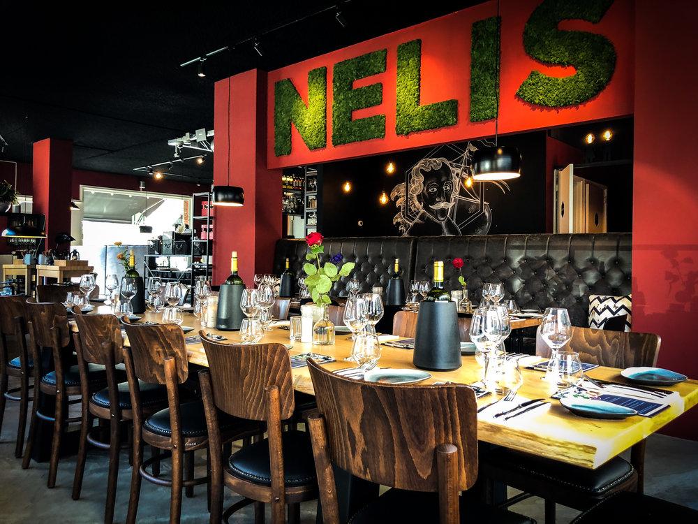 Restaurant NELIS West Amsterdam | Restaurant voor groepen amsterdam