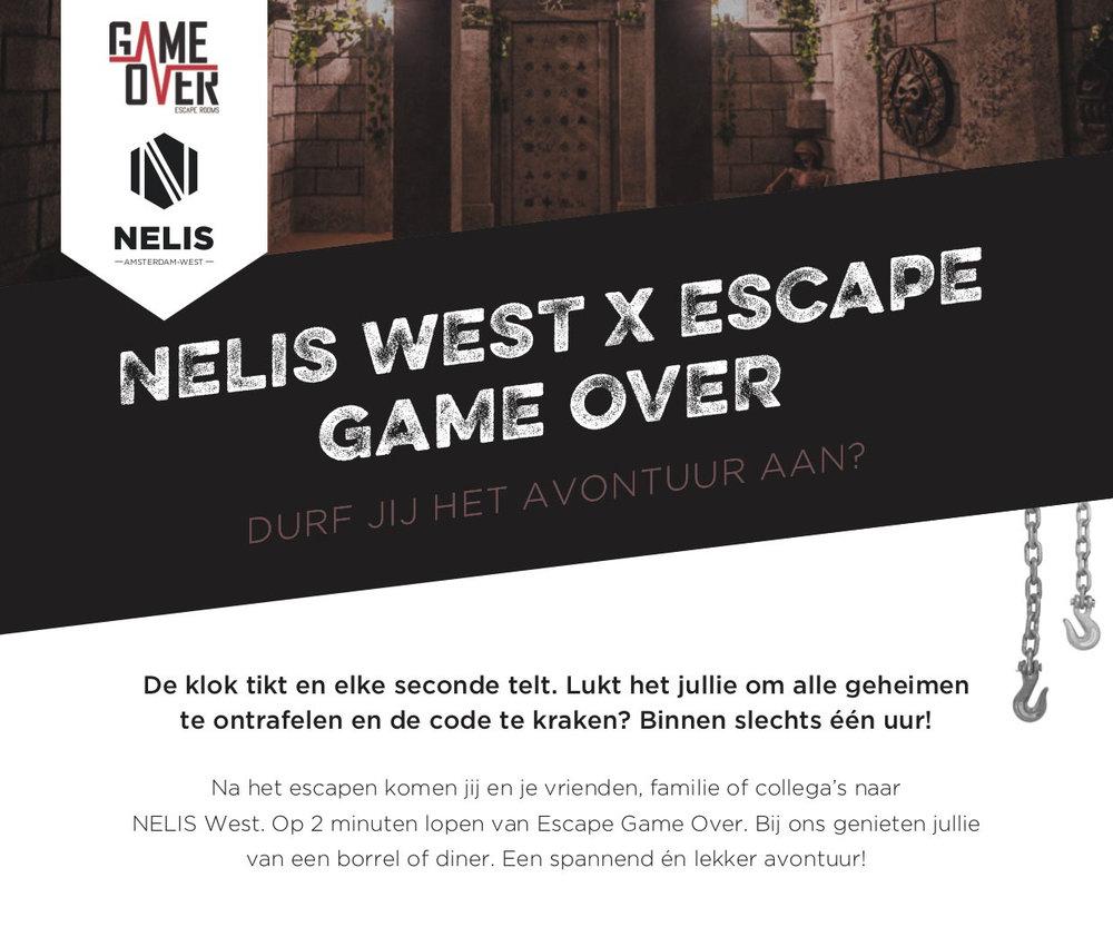 Nelis escape Room