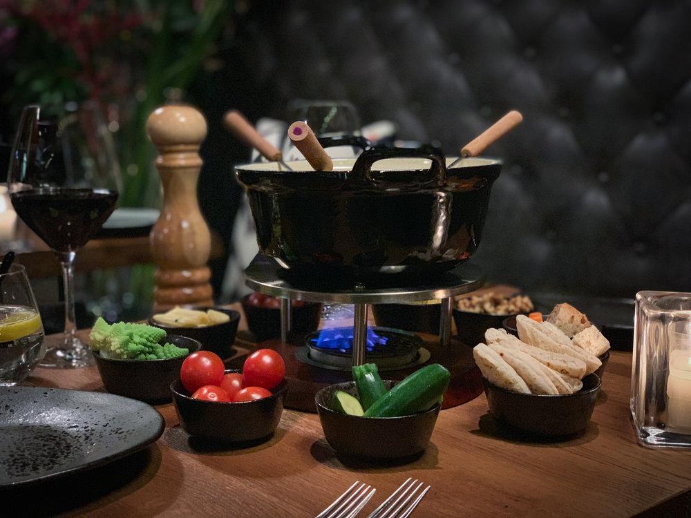 Kaasfondue Restaurant NELIS