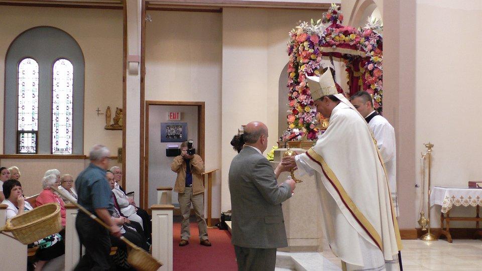 High Mass,Bishop Lavrador -