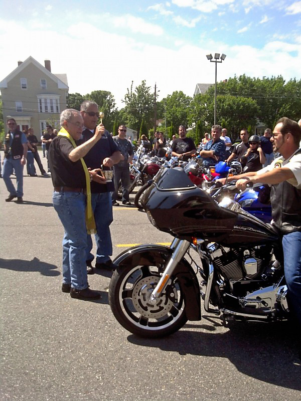 Motorcycle Blessing 2011 -