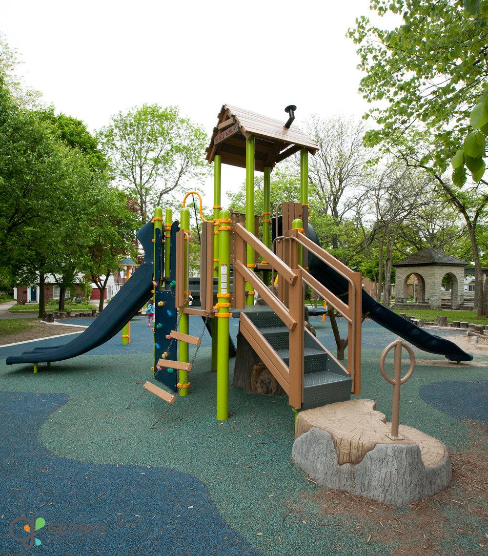 Enderis Park - Milwaukee
