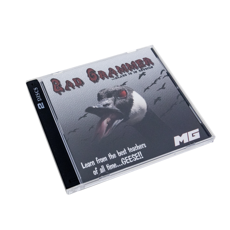 Bad Grammer CD $19.99
