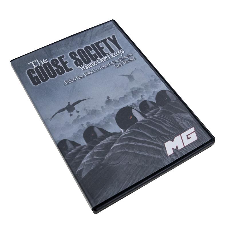 Goose Society DVD $19.99