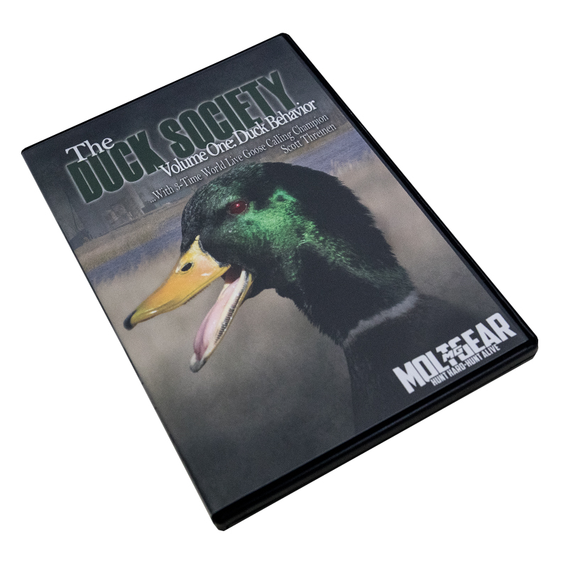 Duck Society DVD $19.99