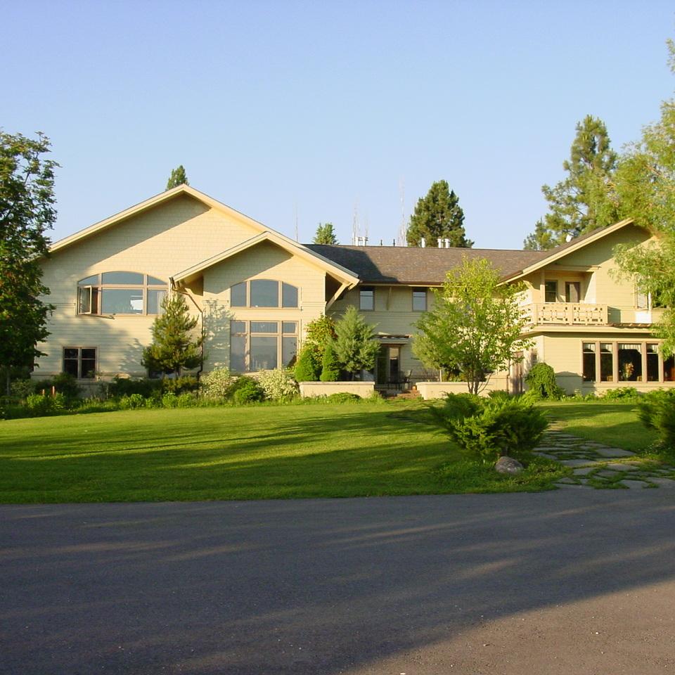 Miller Creek Residence