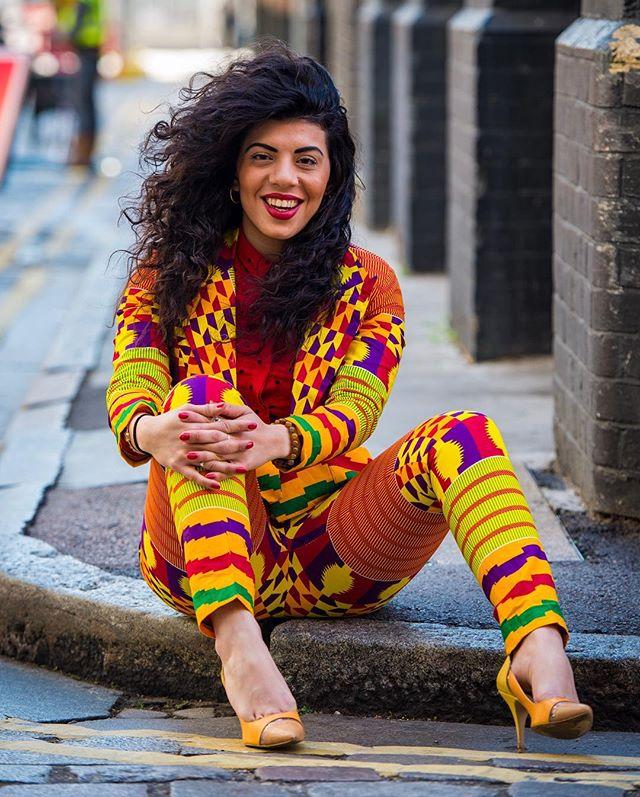 Get up bolder every morning.⚡️ Suited by: @bubu.blaq🌹👑 Behind the 📸: @maybe_rich . . . #live #love#laugh #africanfashion #africanstyle #curlywomen #peace#love #equality #madeinlagos #longdress #shoreditch #hoxtonsquare #africaninspired #overall #lagos#africanfashion #worldfashion #israeligirls #art #inspiration #igdaily #londonvibe #shoreditchlife #ankarafashion #ankarastyles #kente #kenteprint
