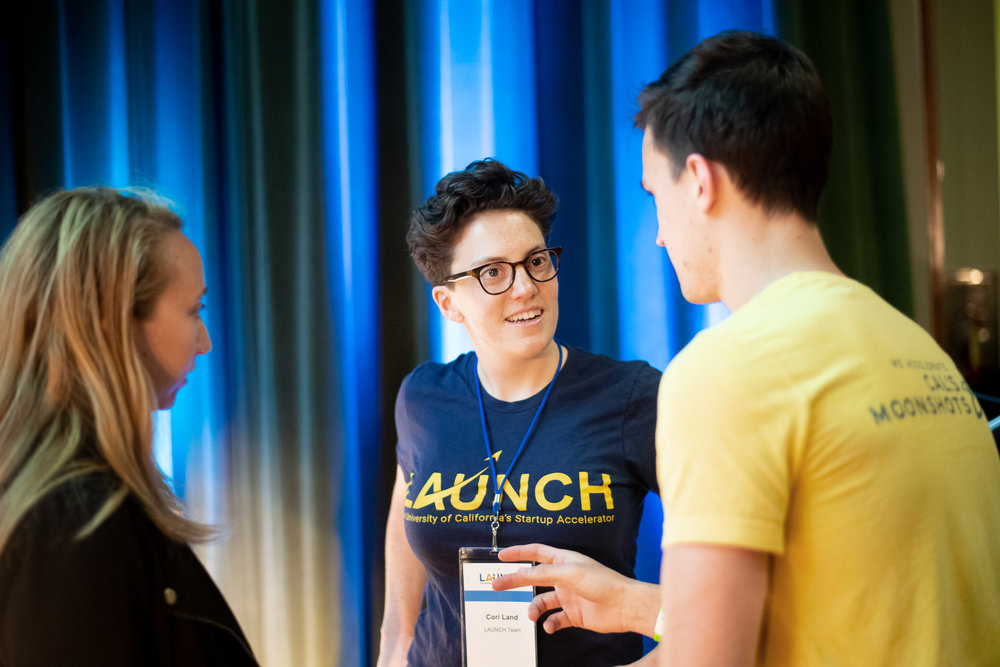 TEAM - LAUNCH is run by UC Berkeley MBA students, undergrads, and a host of successful advisory entrepreneurs and investors.