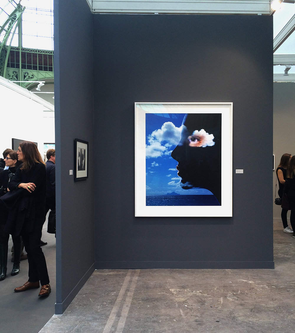 HIRO, Pace/MacGill Gallery, Paris Photo, 2015